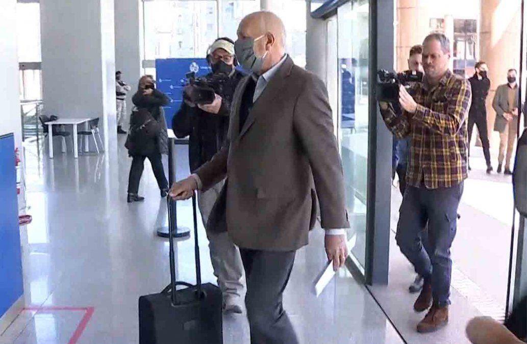 Toma anunció juicios contra Lacalle Pou y otros jerarcas por investigación sobre viajes oficiales
