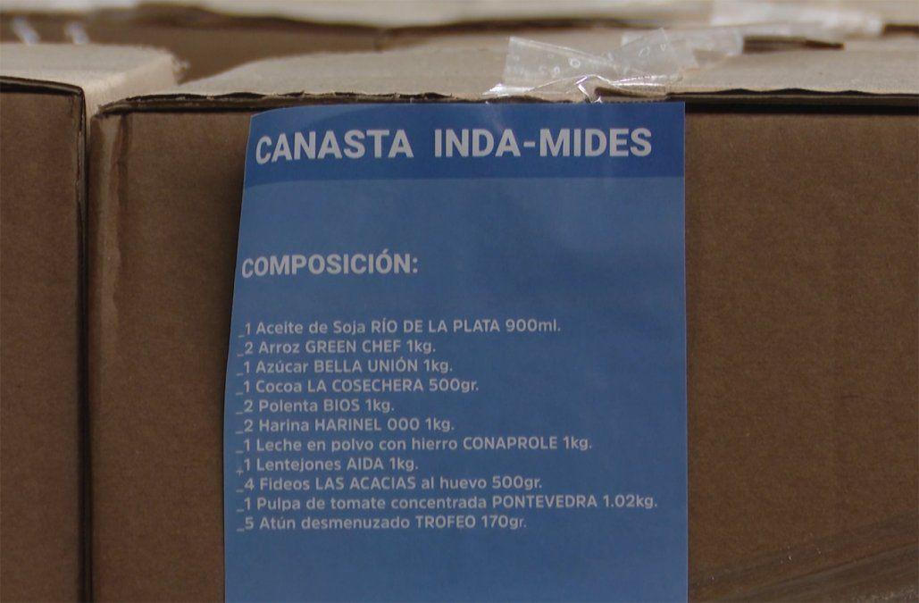 Beneficiarios del INDA pasaron de 8.000 a 25.000 por la emergencia sanitaria
