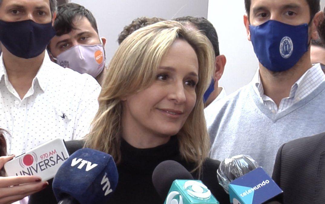Raffo definirá con el presidente Lacalle Pou desde qué lugar colaborará con el gobierno