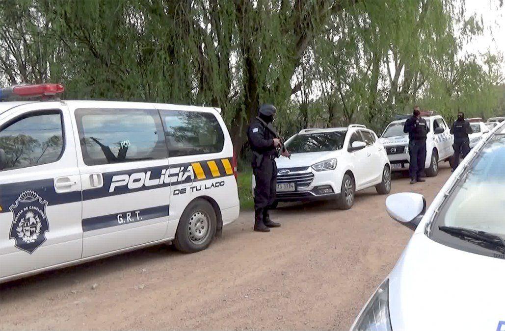 Desmantelan red de deliveries de cocaína en Las Piedras y son 8 los imputados