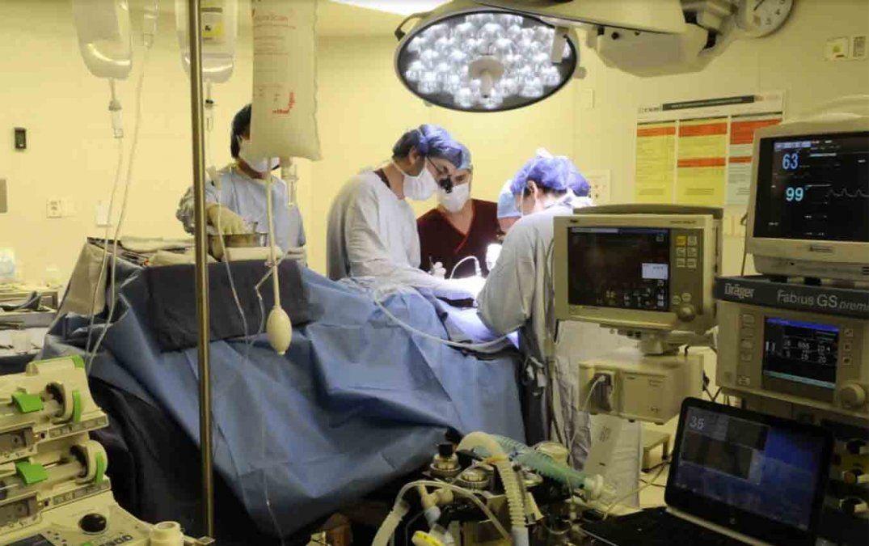 Se realizó una operación inédita a un paciente con hemoglobina de Southampton