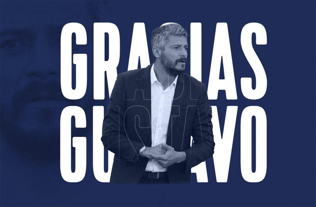 Nacional cesó a Gustavo Munúa como entrenador tras perder el Apertura con Rentistas