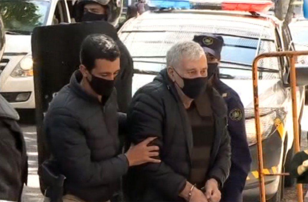 Gilberto Vázquez declaró por el secuestro de los hermanos Julién y dijo no recordar nada