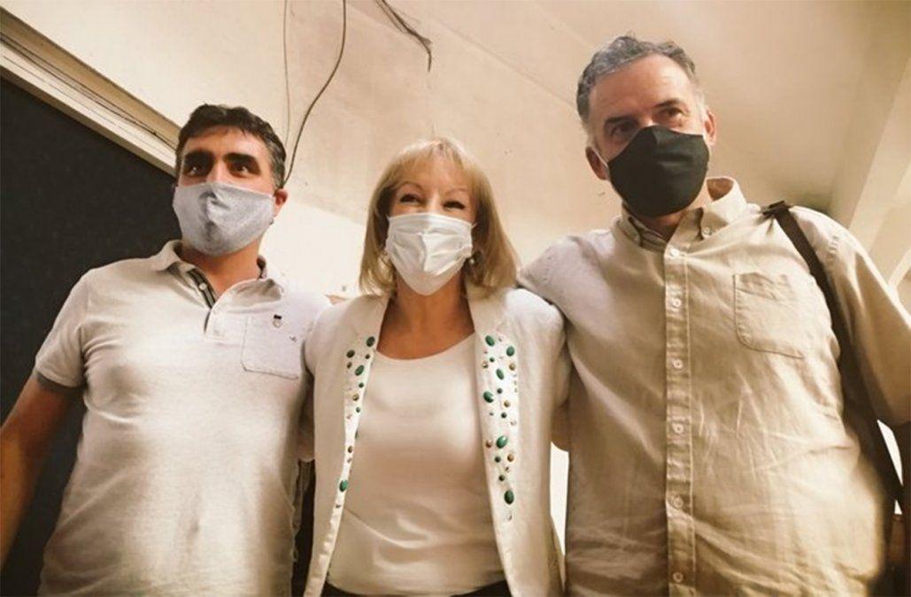 La autocrítica de Cosse, Orsi y Lima: más política, gestión y escuchar al interior del país