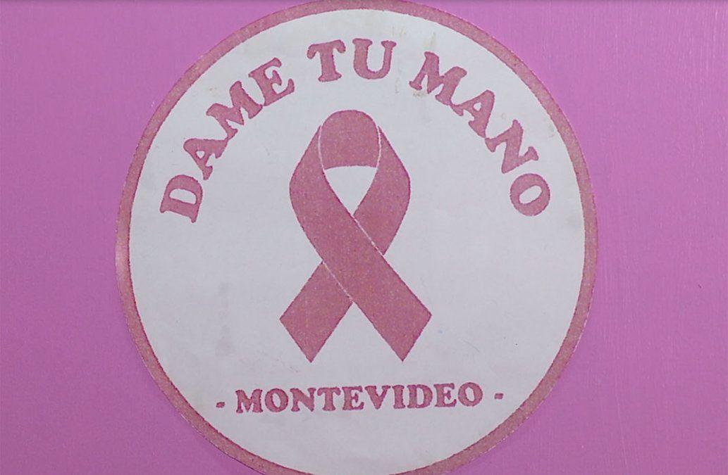 Dame tu mano: apoyo a pacientes de cáncer de mama