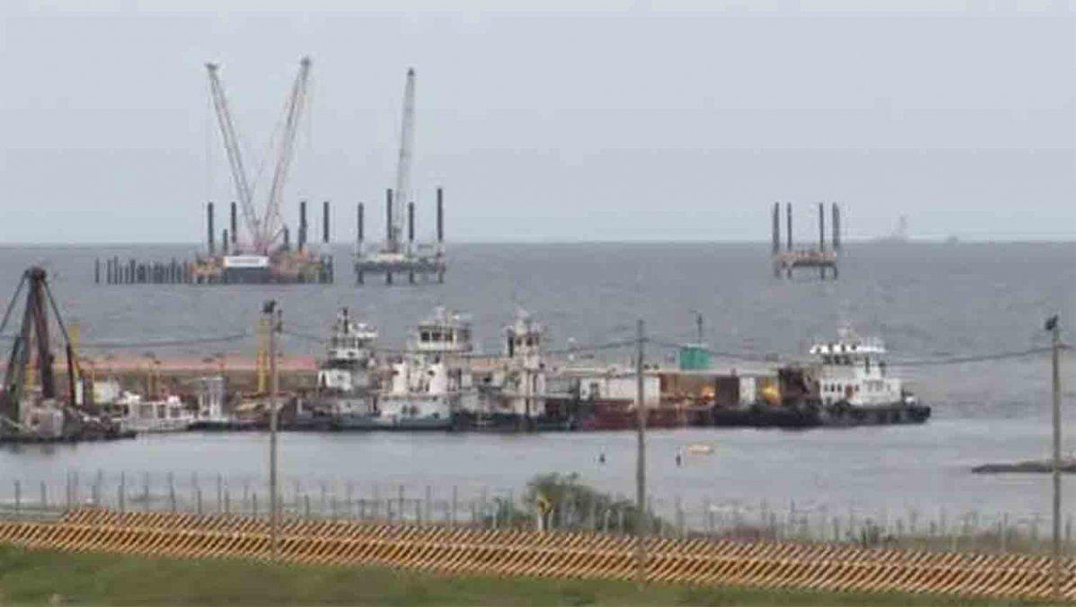 UTE presentó denuncia penal por insumos para Gas Sayago que no aparecen