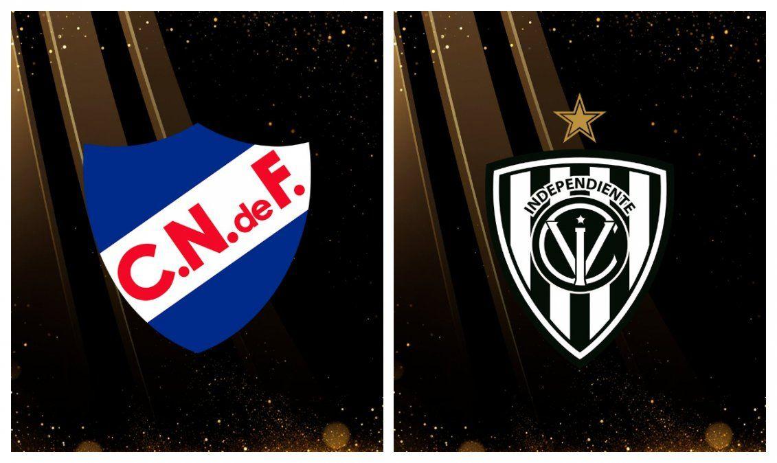 Nacional jugará llave de octavos de final de Copa Libertadores con Independiente del Valle