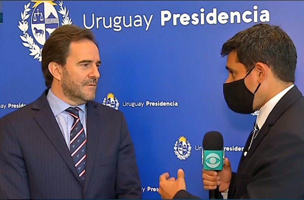 Ministro analiza incentivos para el turismo interno y desalienta ir de compras a Buenos Aires