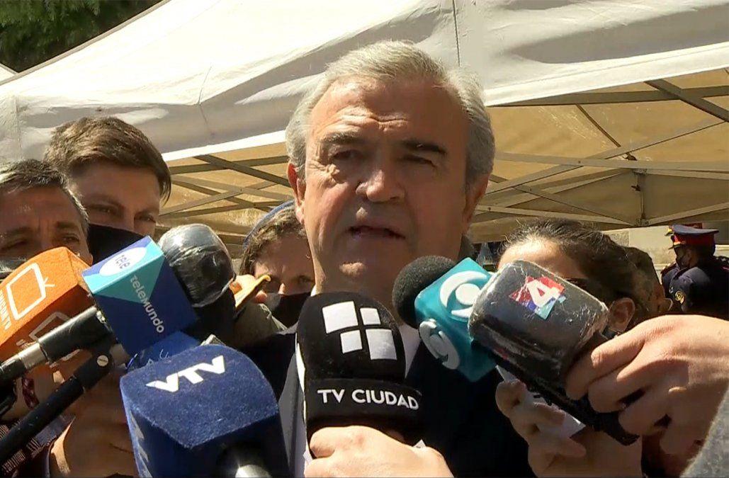 Larrañaga tras renuncia del jefe de Policía de Montevideo: la diferencia no era salvable