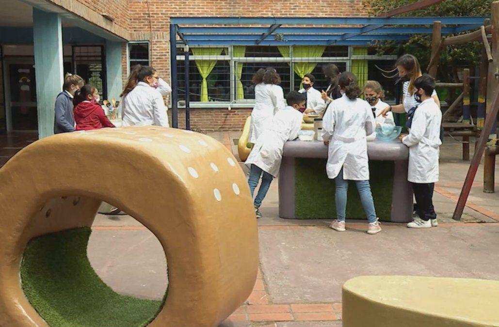 Ronda: entornos de aprendizaje itinerantes que promueven la inclusión y la diversidad como valor