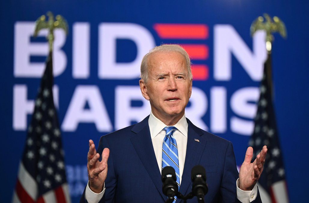 Joe Biden (AFP).