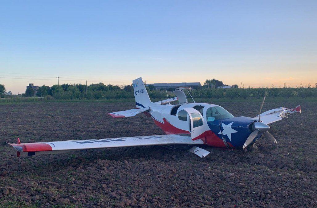 Una avioneta se accidentó en Melilla y activaron protocolo de emergencia