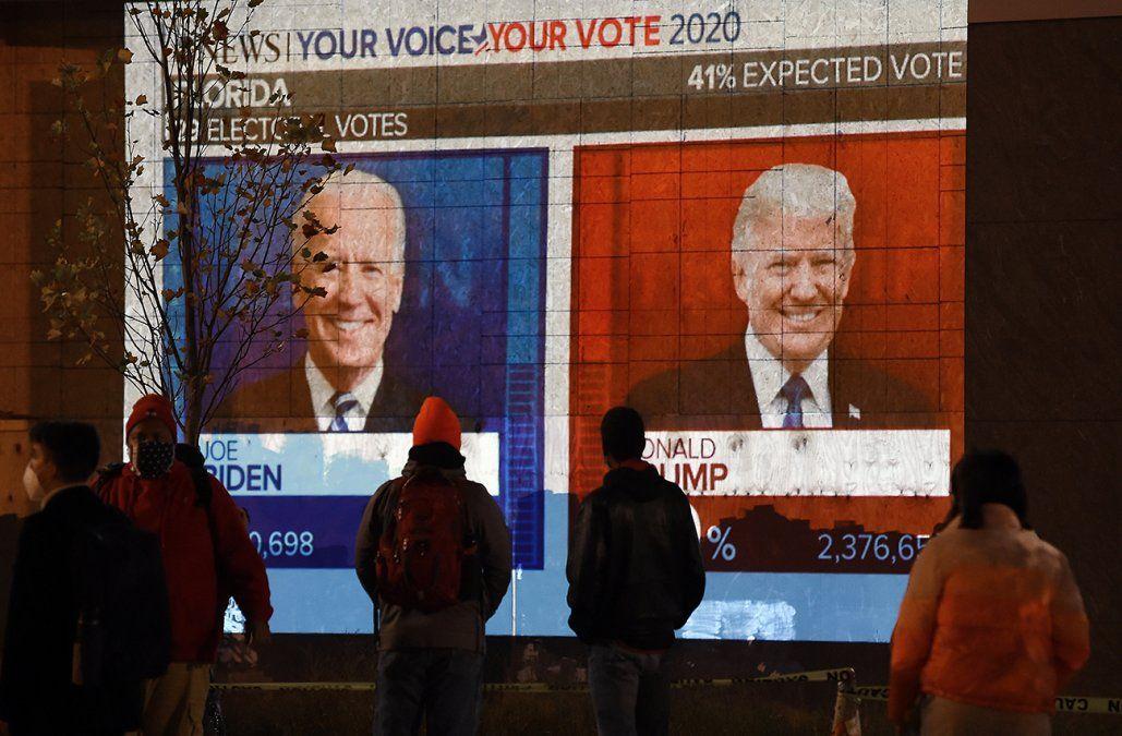 No estamos cerca de nadie, dijo Lacalle Pou sobre elecciones en Estados Unidos