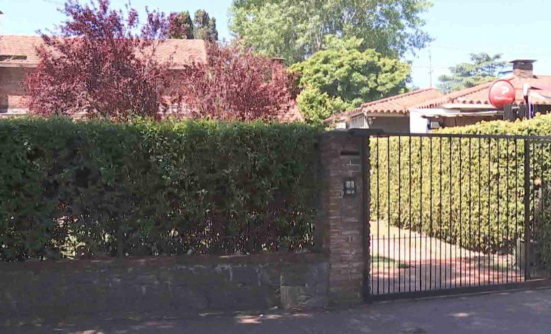 Una anciana fue atada en su casa por un delincuente que entró a robar