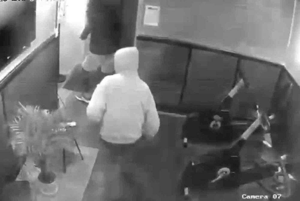 Policía capturó a cuatro delincuentes que robaron un gimnasio en Punta Carretas