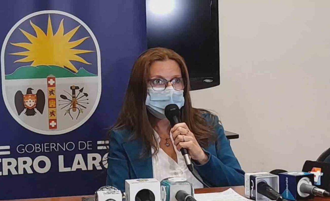 Karina Rando en Cerro Largo: brote puede llegar a 100 personas y causar cuatro muertes más