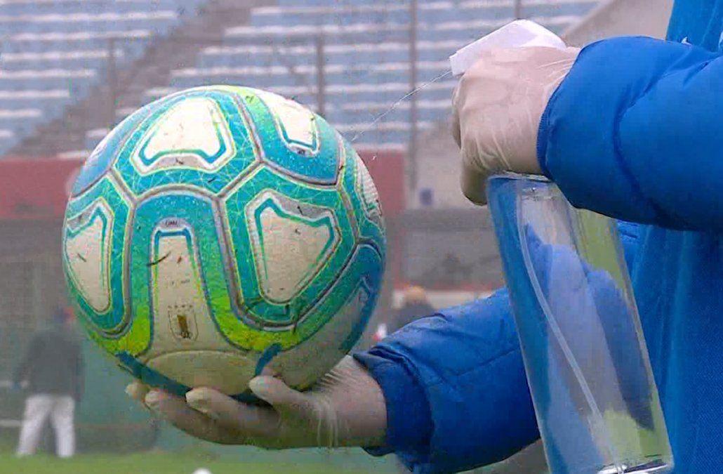 Se suspendió la final del Torneo Intermedio entre Nacional y Wanderers