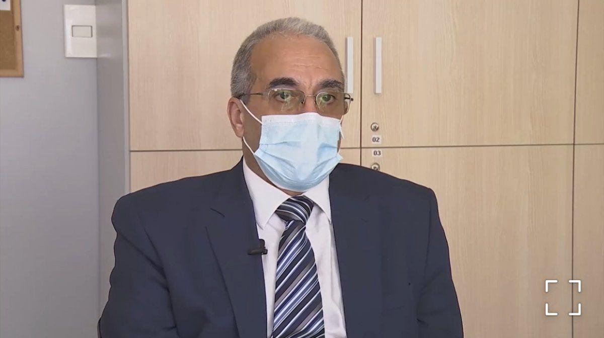 Carlos, diabetes en tiempos de pandemia