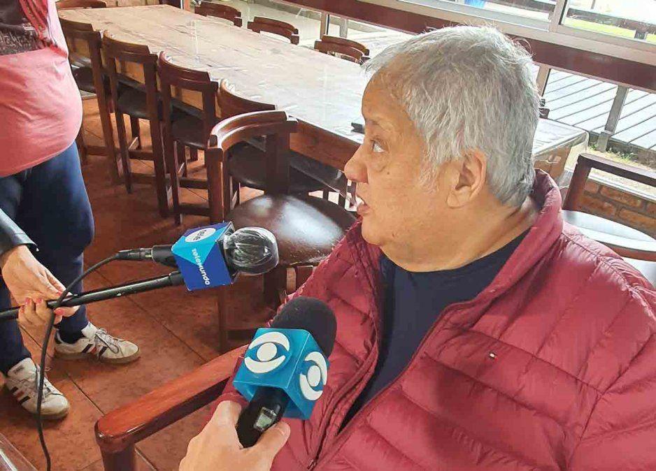 Enrique Espert está internado en el CTI por complicaciones del Covid