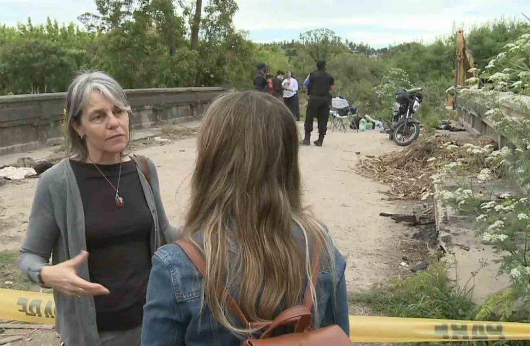 Comienzan las excavaciones en La Tablada en busca de restos de detenidos desaparecidos