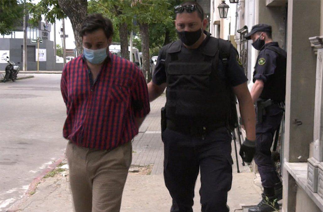 Imputado por el caso Amparo Fernández insiste en que la mujer fue secuestrada