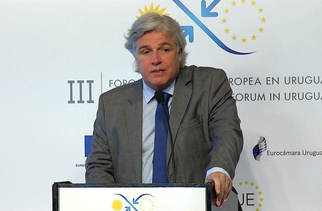 Uruguay está plenamente comprometido con el acuerdo Mercosur-UE, afirmó el canciller