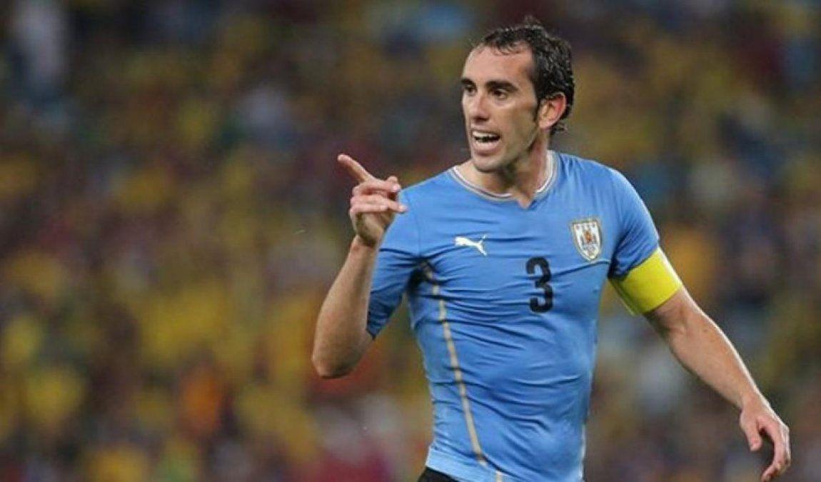 Godín positivo al test de Covid-19, confirma Cagliari