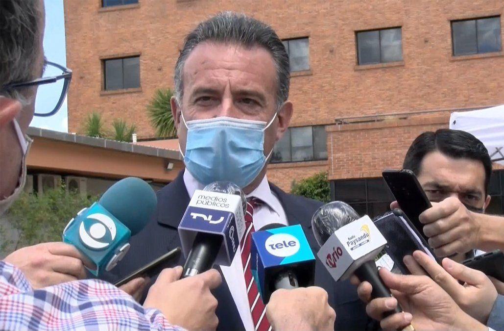 Salinas reafirmó que cuando esté la vacuna contra el Covid será gratuita a la población