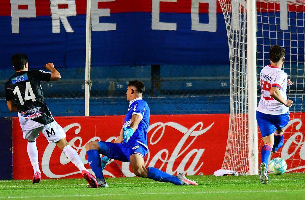 Danubio le ganó 2-0 a Nacional por la quinta fecha en el Gran Parque Central