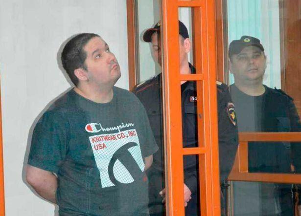 Dmitri Lebed se hacía pasar por taxista. Asesinó a una docena de mujeres hasta que en 2019 fue condenado