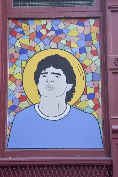 Templo Diego Maradona