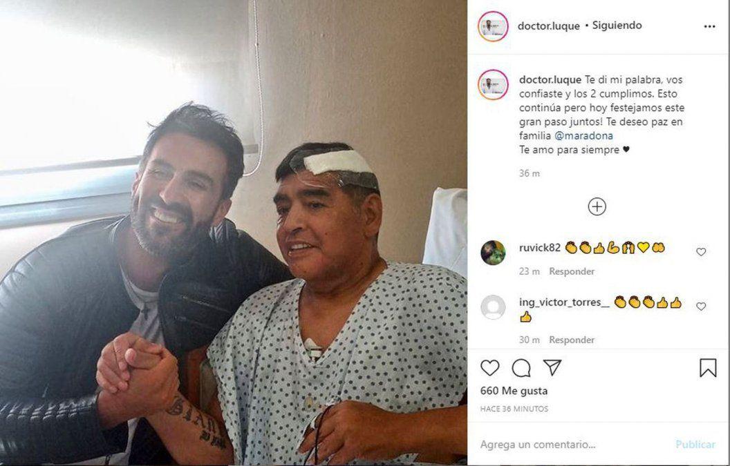 El abogado de Maradona tiene la entrada prohibida al velatorio y enjuiciará al personal de salud que lo atendió