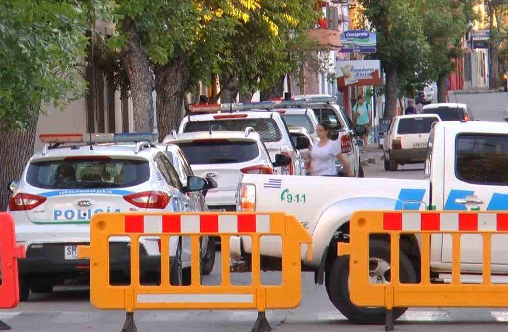 22 personas imputadas por tráfico de armas y estupefacientes en Colonia y Montevideo