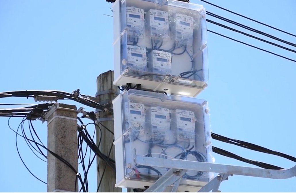 Nueve mil servicios de UTE afectados por tormentas