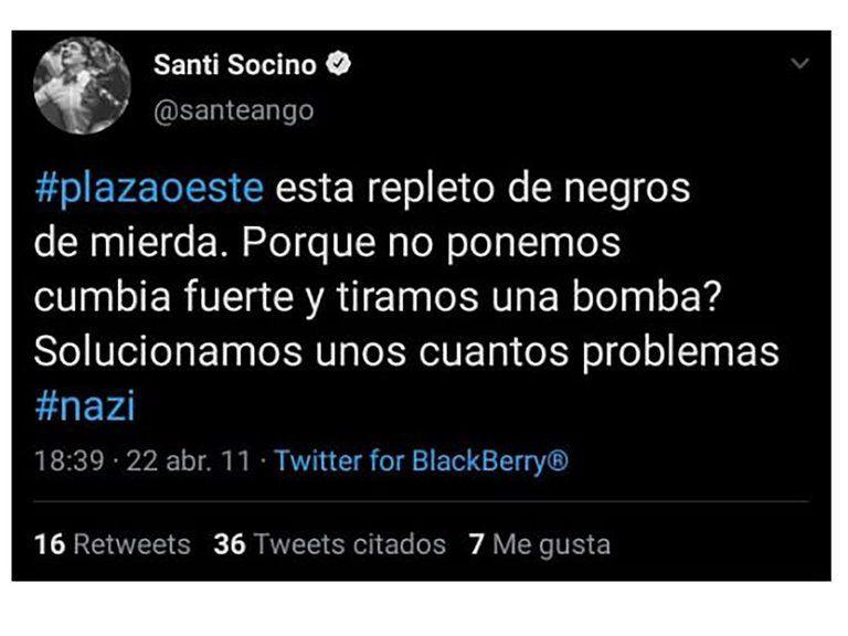 Suspenden a capitán de Los Pumas por antiguos mensajes racistas en Twitter