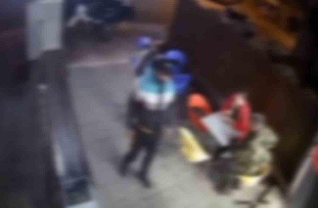 Quedó libre policía que hirió de bala a delincuente que intentó rapiñar una heladería de Sayago