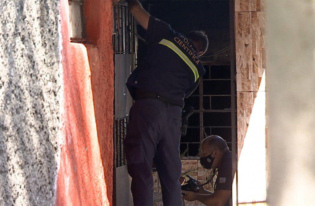 Investigan incendio en vivienda de Cerrito de la victoria; días atrás había sido atacada a balazos
