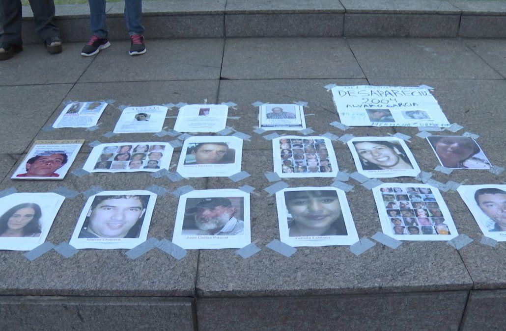 Familiares de personas ausentes y desaparecidas piden reabrir investigaciones
