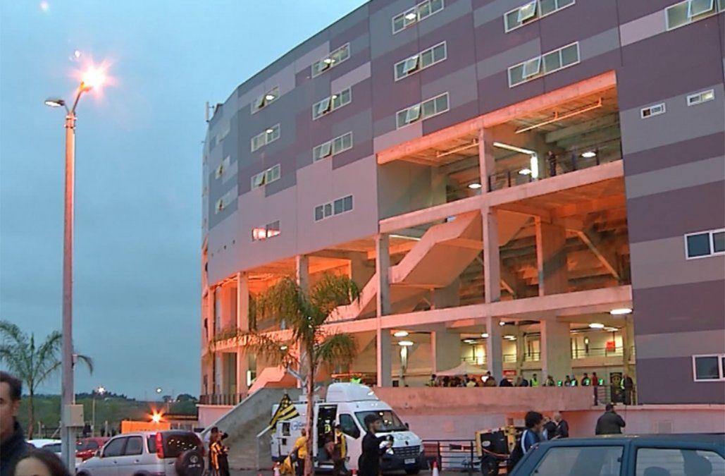 Estadio de Peñarol Campeón del Siglo. Foto: archivo Subrayado.