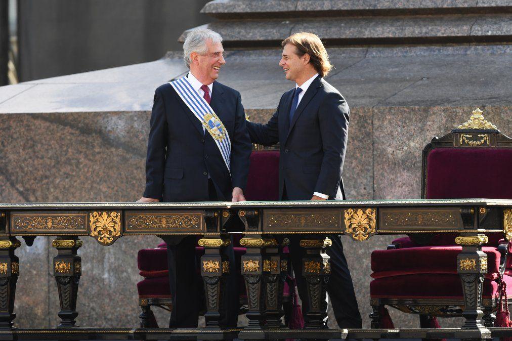 Lacalle Pou sobre Vázquez: Sirvió a su país y en base al esfuerzo obtuvo logros importantes