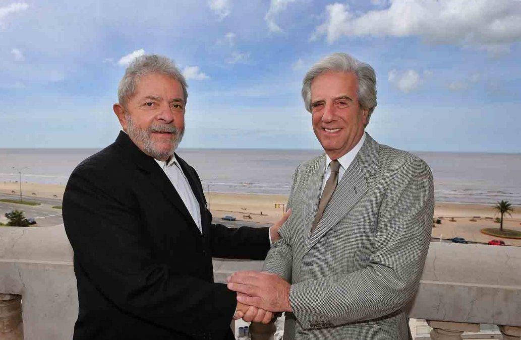 Políticos del mundo saludan por última vez al expresidente Tabaré Vázquez