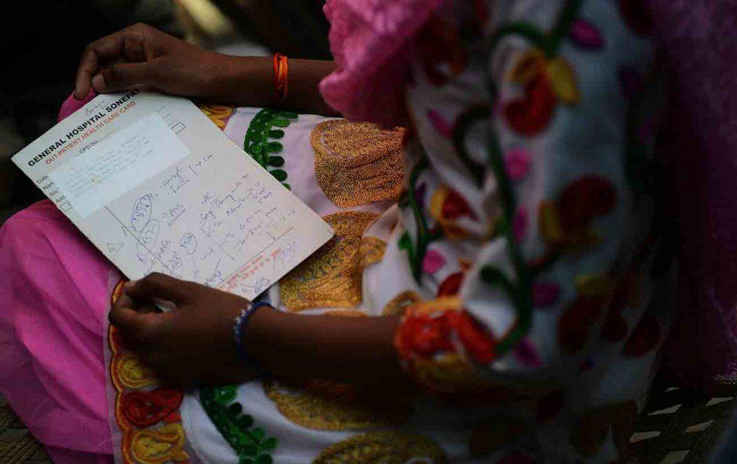 Aparece una misteriosa enfermedad en el sur de India