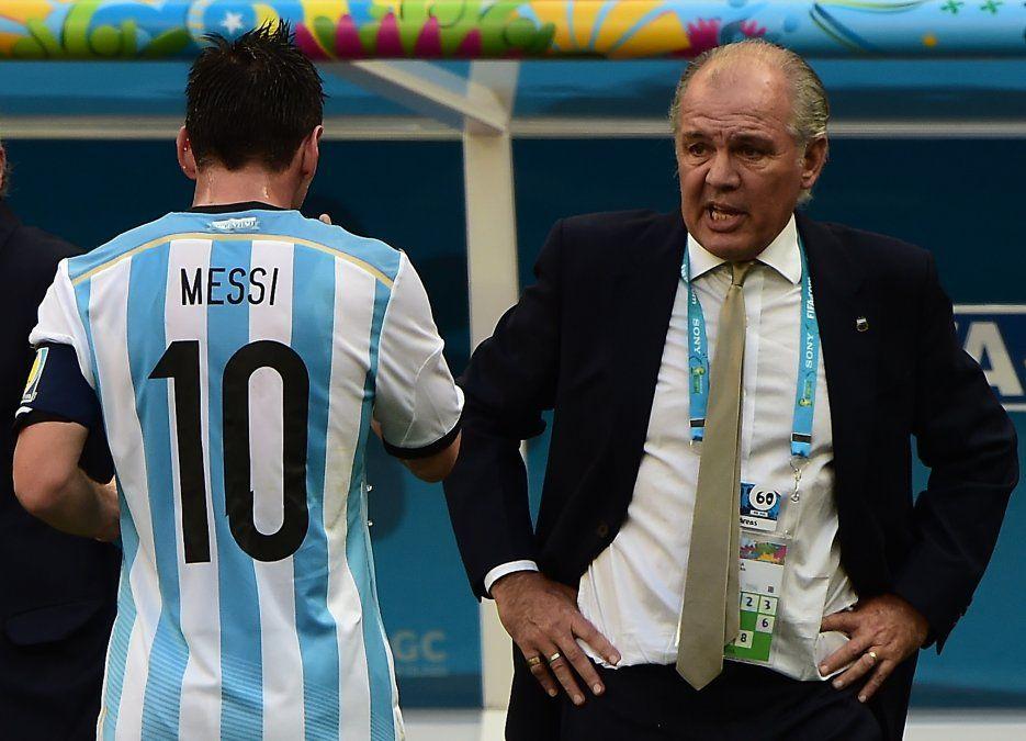 Murió Alejandro Sabella, entrenador argentino subcampeón Mundial en Brasil