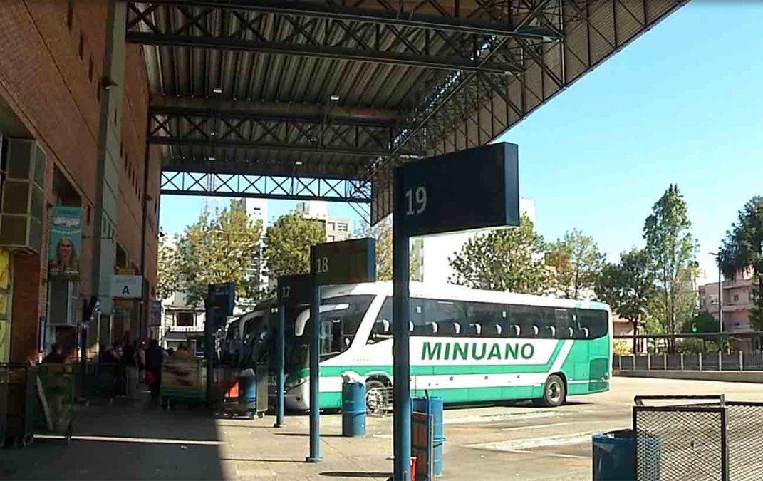Ministerio sancionó a empresas de transporte por incumplir protocolos sanitarios