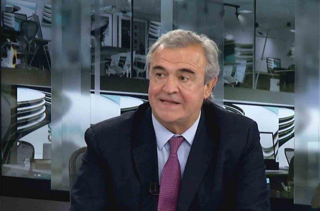 Jorge Larrañaga sobre la actuación de Policía: estamos en un camino satisfecho