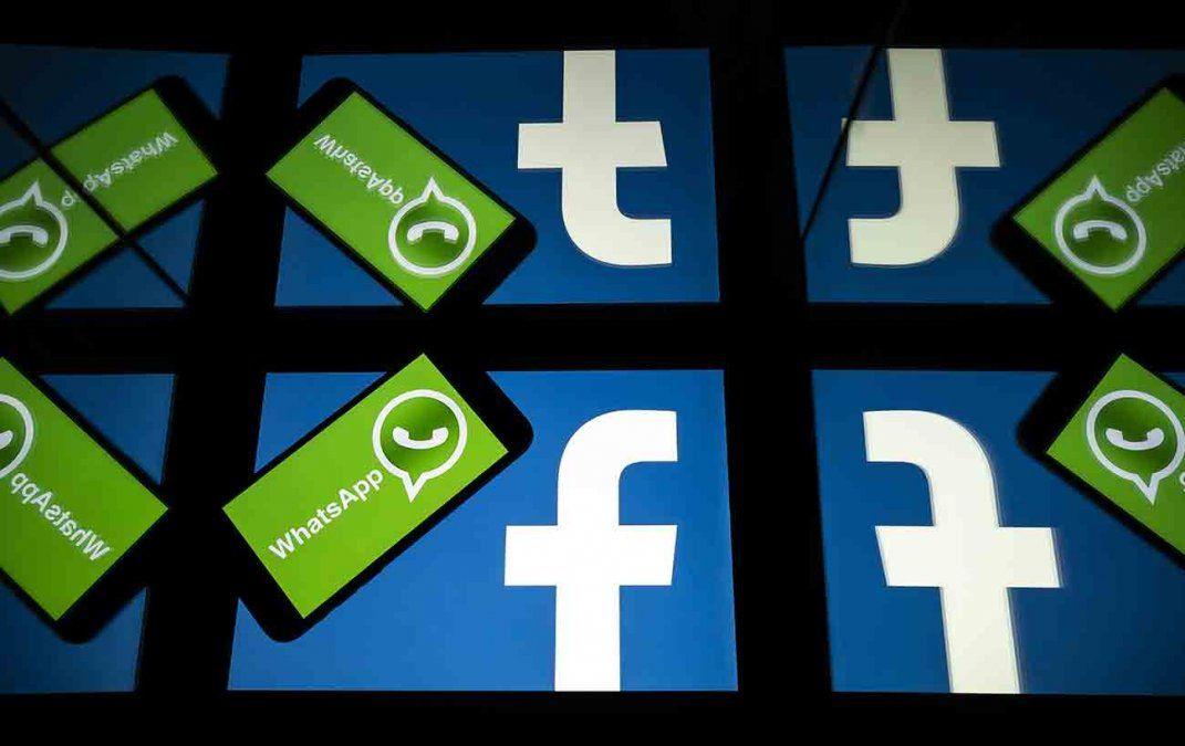EEUU demanda a Facebook y pide que venda Instagram y WhatsApp
