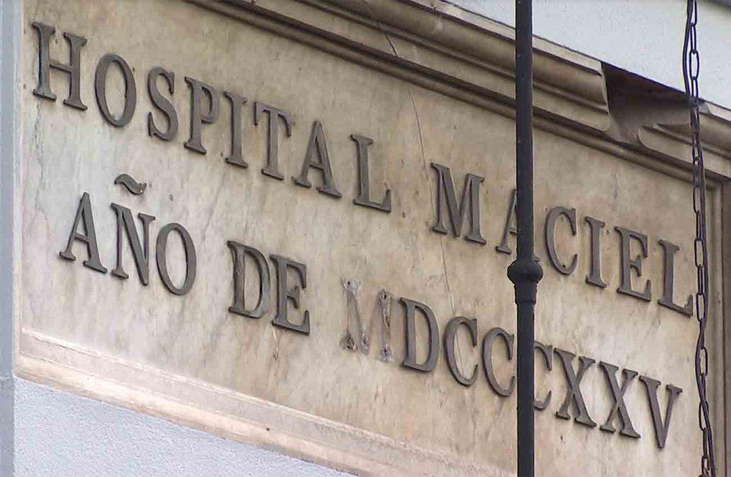 Brote de Covid en el Maciel: hay dos funcionarios positivos y 64 más en cuarentena