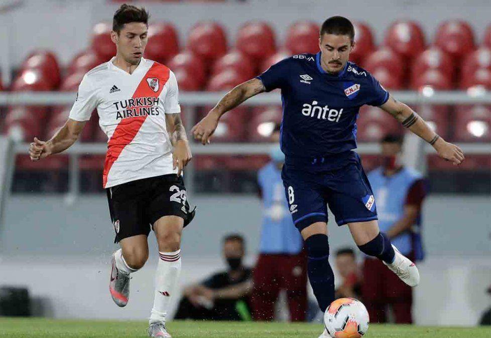 River Plate y Nacional juegan en Avellaneda por Libertadores
