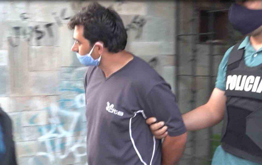 A prisión el femicida de San Carlos que mató y enterró a su ex pareja
