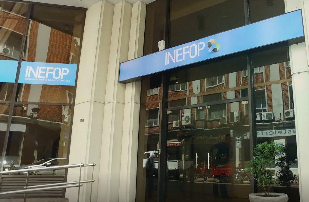 Sede central del INEFOP.